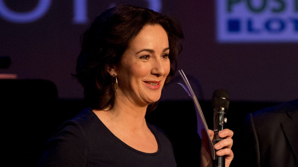Dutch former Green Party leader Femke Halsema (file pic 2013)