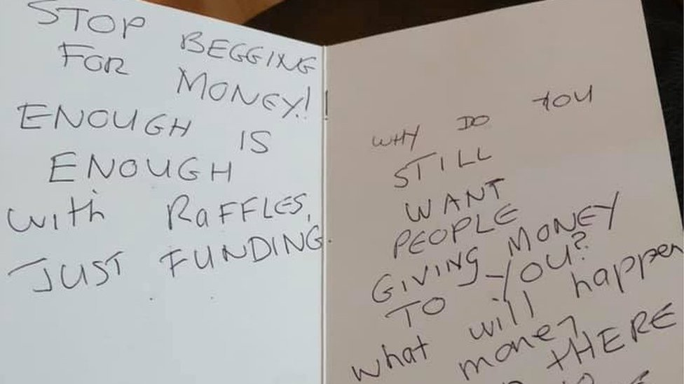 Retford breast cancer patient told to 'stop begging'