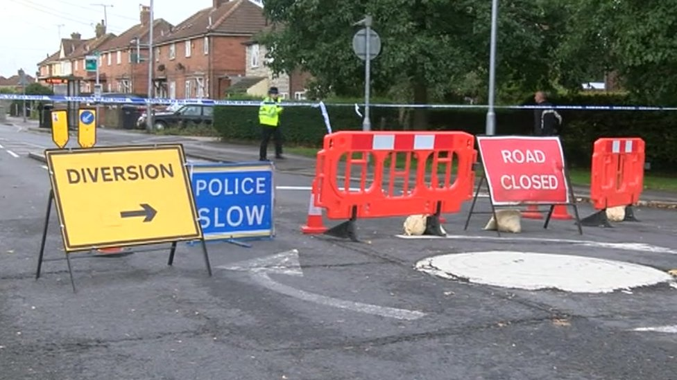 Man charged over cyclist crash near Reading Girls' School