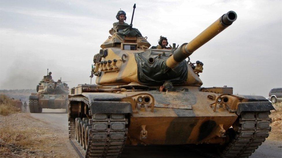 सीरिया संकट: कुर्दों की मदद के लिए सामने आई सीरियाई सेना