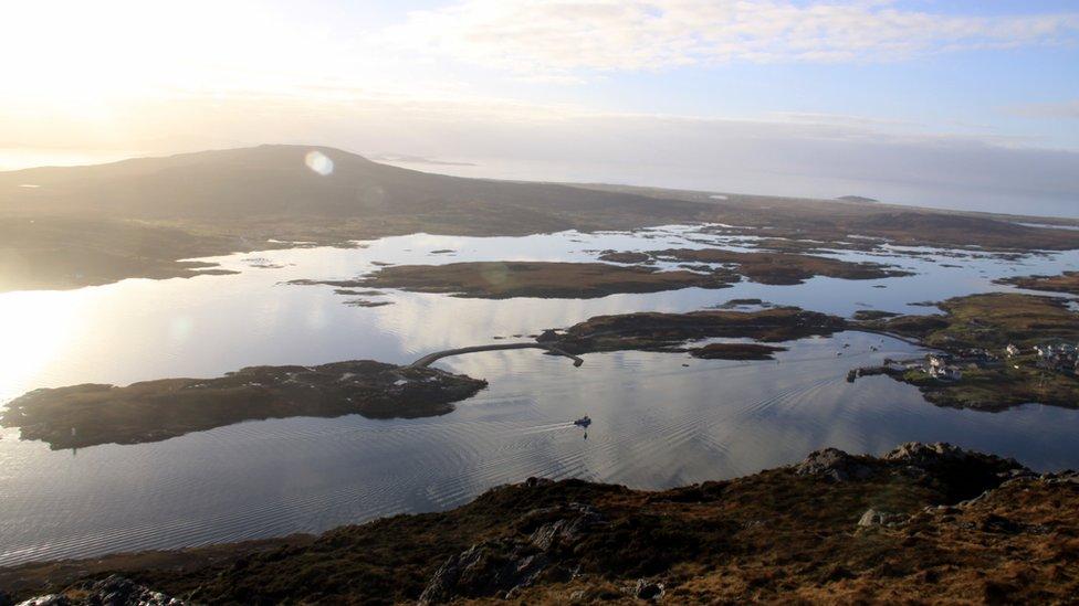 Loch Baghasdail