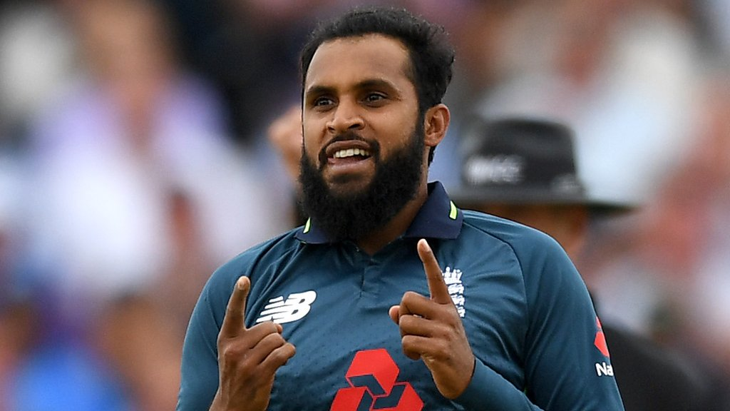 Adil Rashid: England all-rounder set to sign new Yorkshire contract