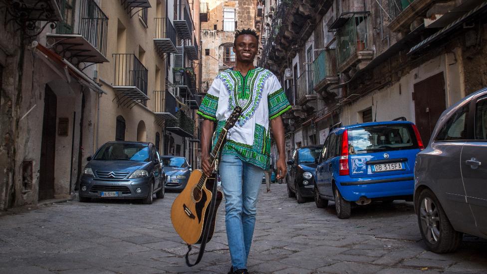 Chris Obehi