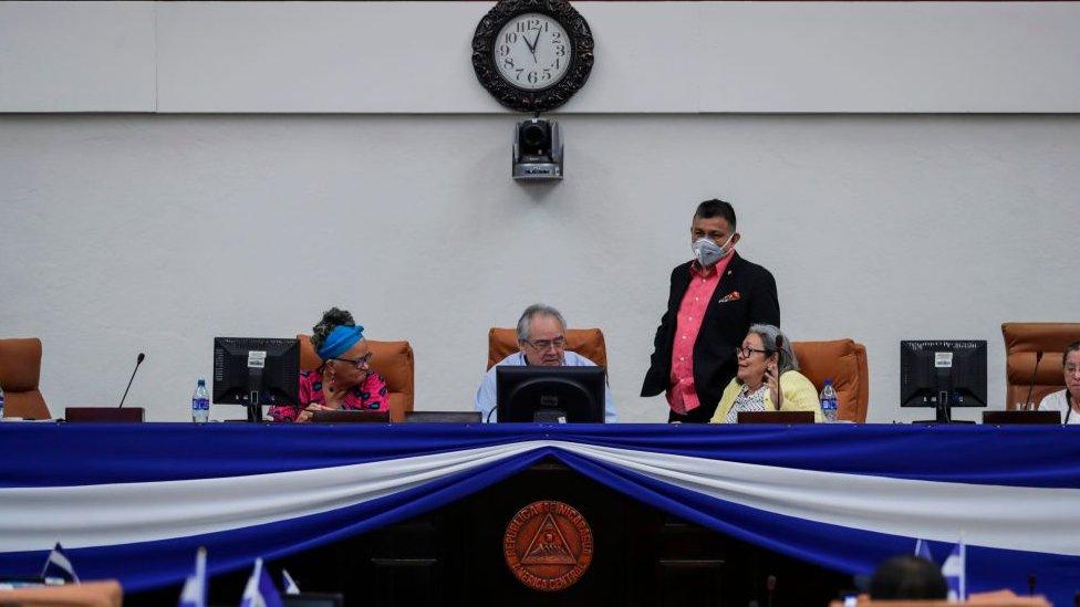 Pleno de la Asamblea Nacional del martes 27 de octubre.