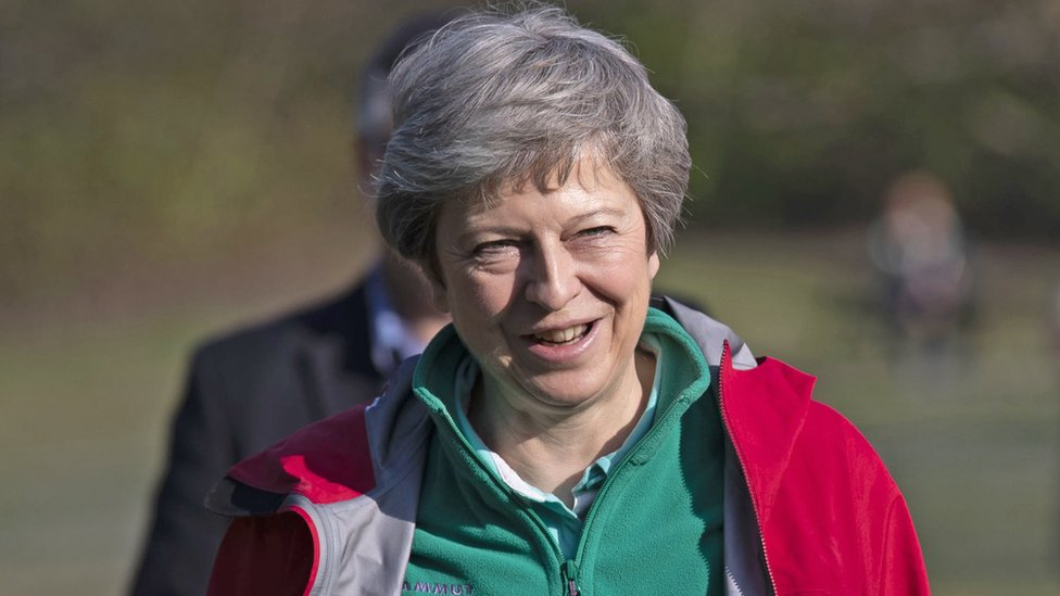 Theresa May says UK will stand up for religious freedom