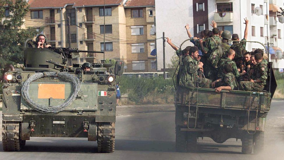 Kosovo, 13. jun 1999.