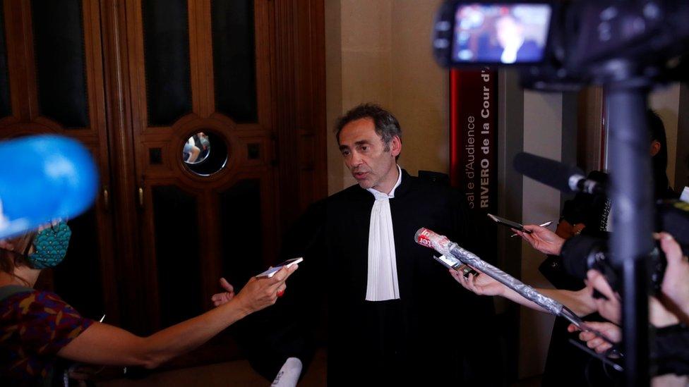Sudnica u Parizu