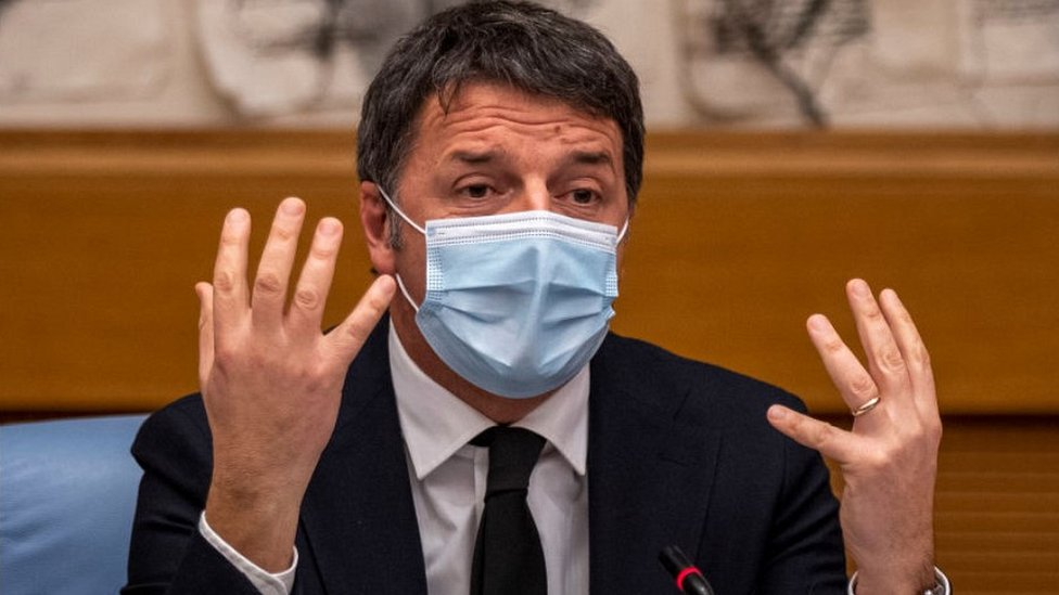 Italian PM Conte faces power test as Renzi pulls support