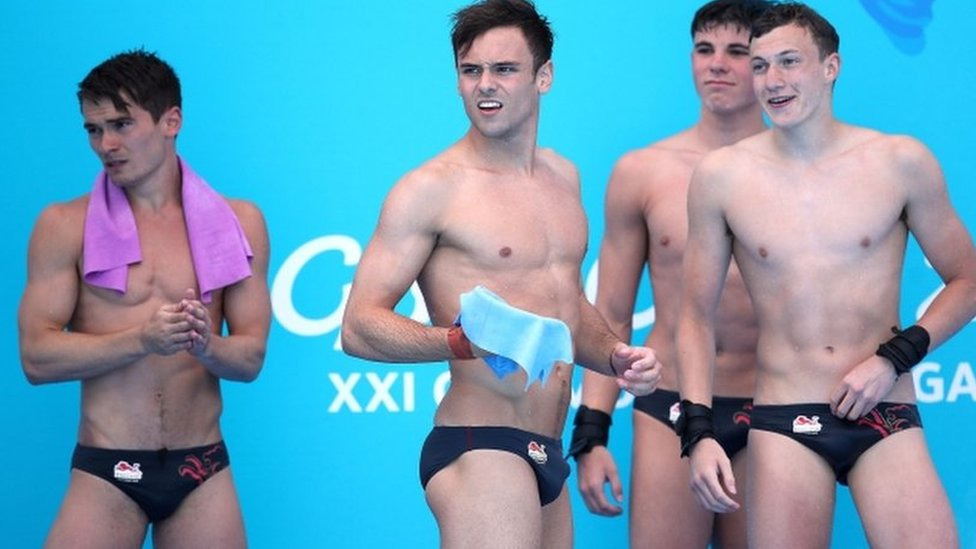 Tight swimming trunks UK's 'most hated clothing'