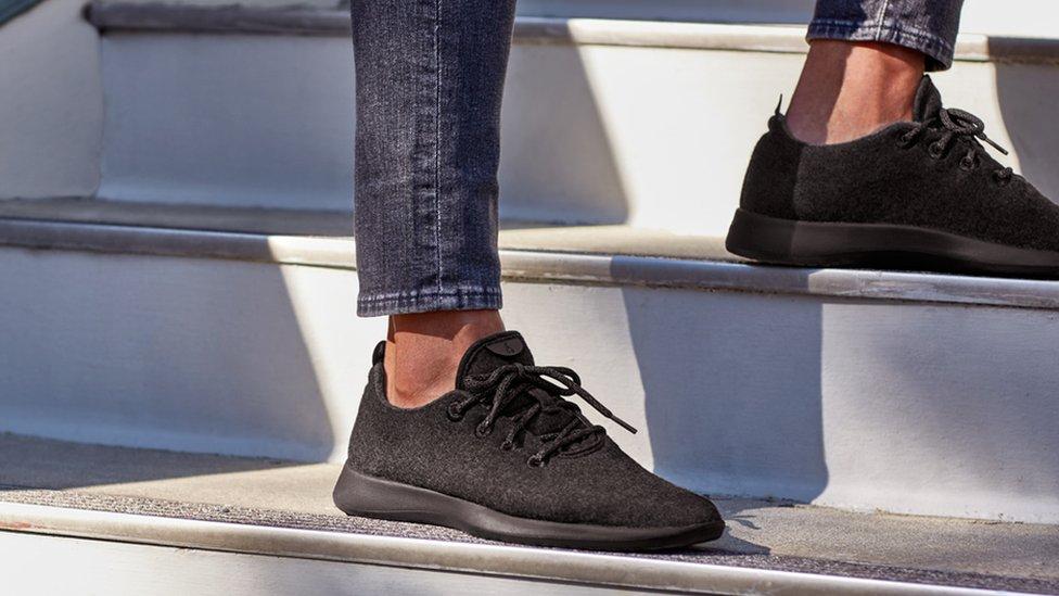 Amazon shoe 'strikingly similar' to