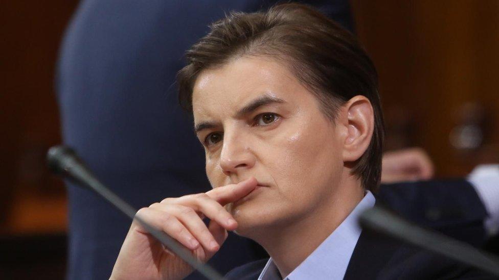Premijerka Ana Branbić