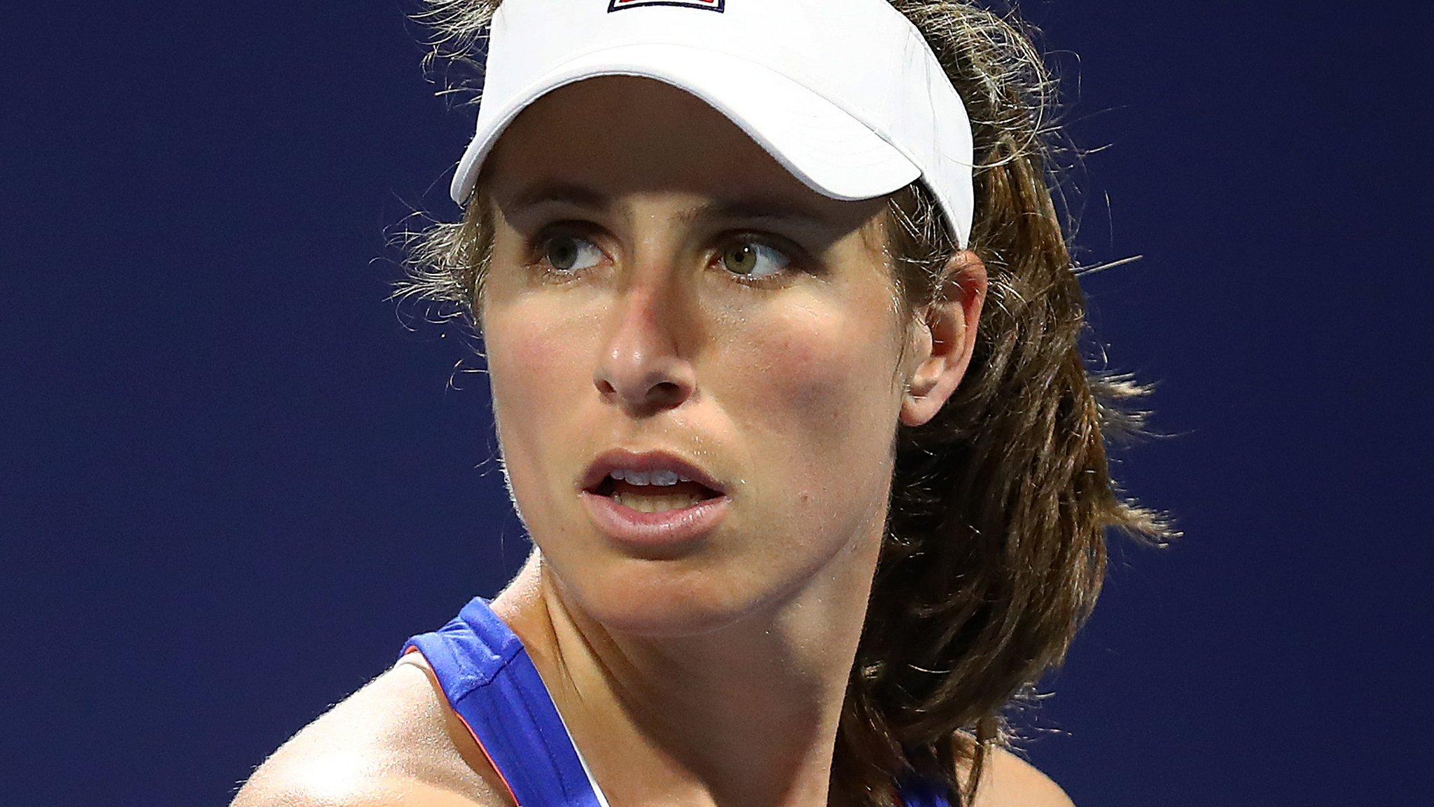 Konta loses last 10 games as she is beaten at Miami Open