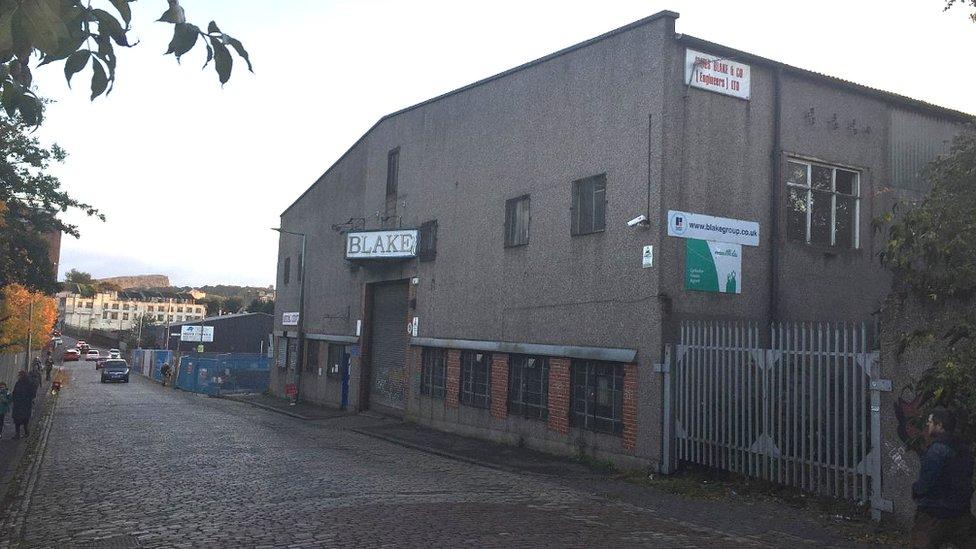 Blake factory