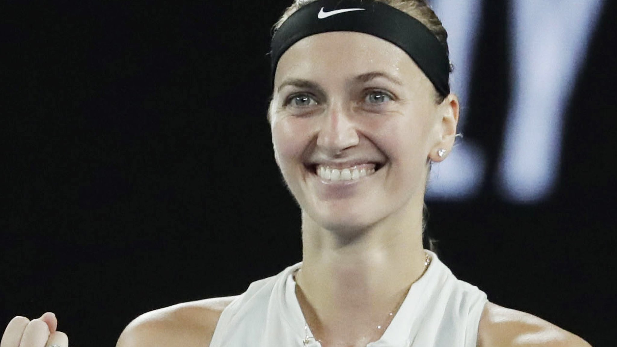 Australian Open 2019: Petra Kvitova beats Danielle Collins to reach final