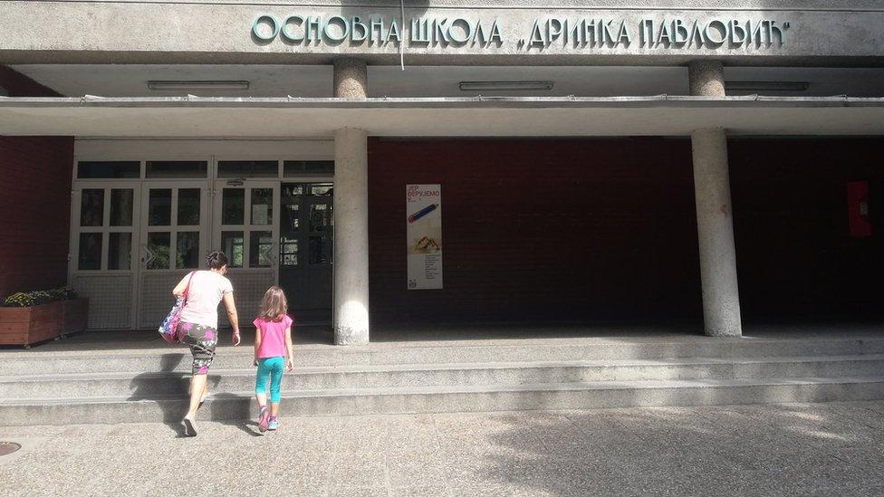 OŠ Drinka Pavlović