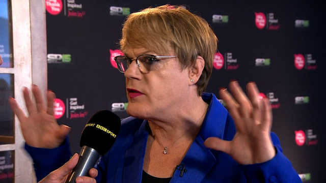 Sports Personality of the Year: Eddie Izzard calls an Unsung Hero
