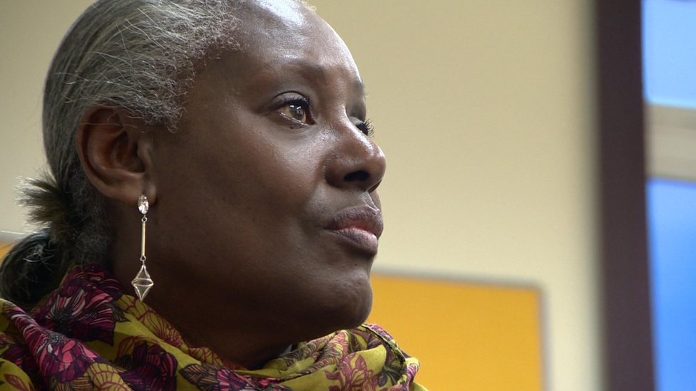 Beverley attends the BME Cancer Voice support group in Leeds