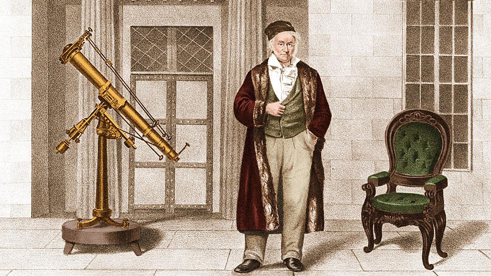 Carl Frederick Gauss