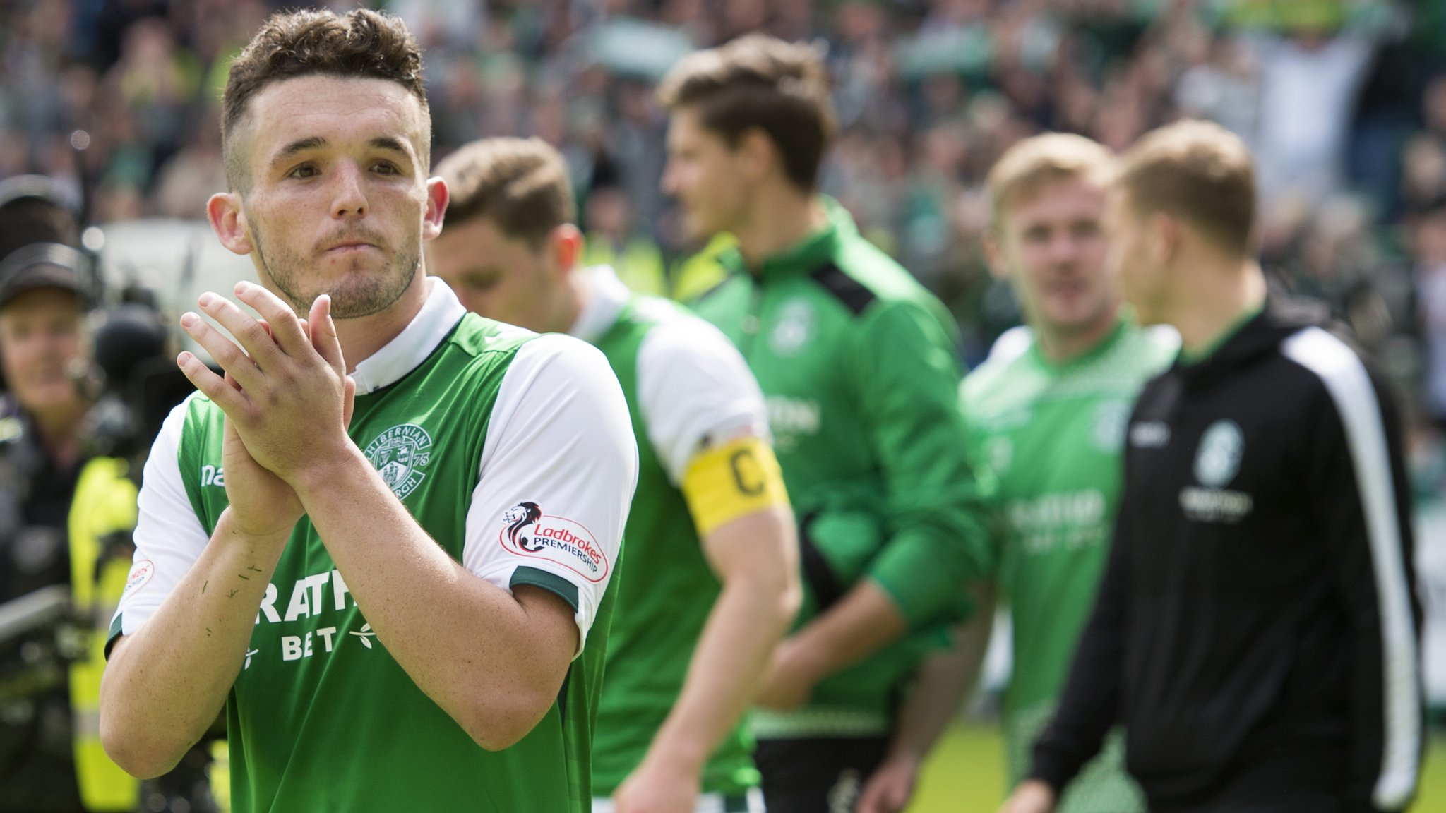 Hibs in Europa League as Motherwell miss out on qualifying spot
