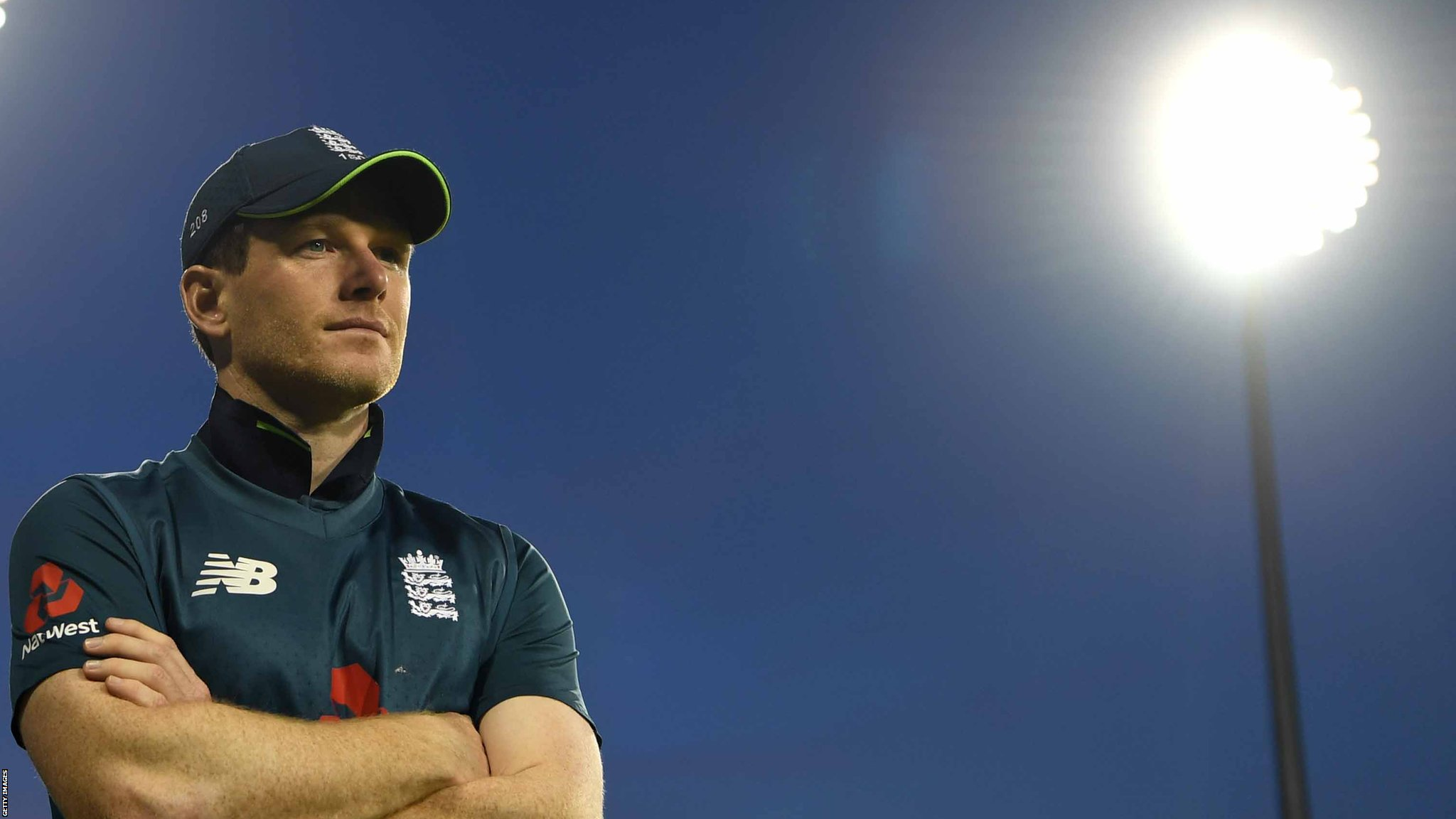 Cricket World Cup: Eoin Morgan on England's rise to top of world rankings