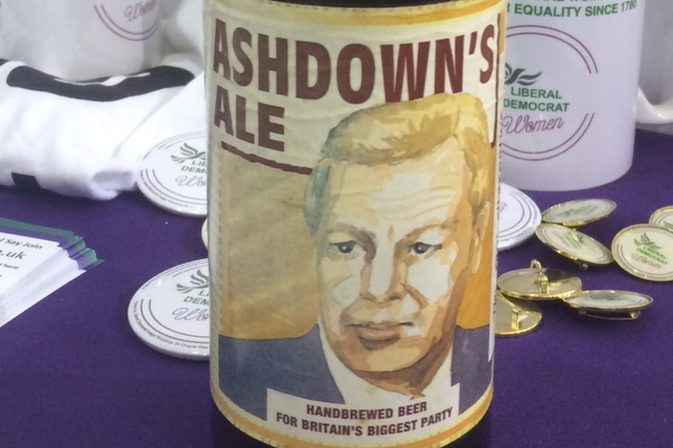 Ashdown's Ale