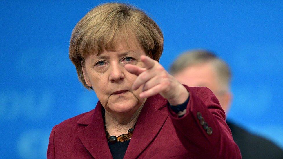 Merkel, en una imagen de 2015.