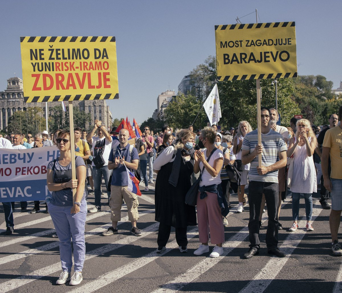 Protest Ekološki ustanak