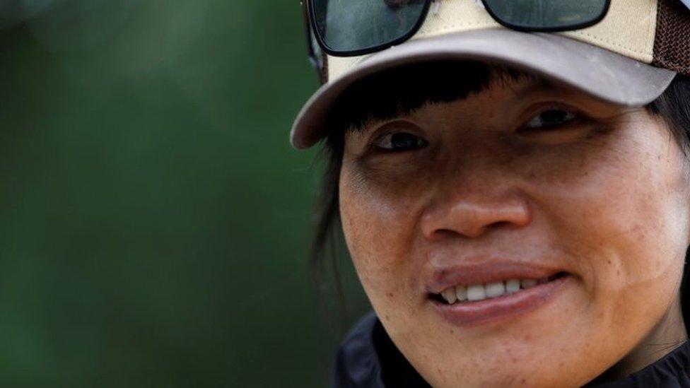 Cang Jin Hang popela se na Everest za 26 sati