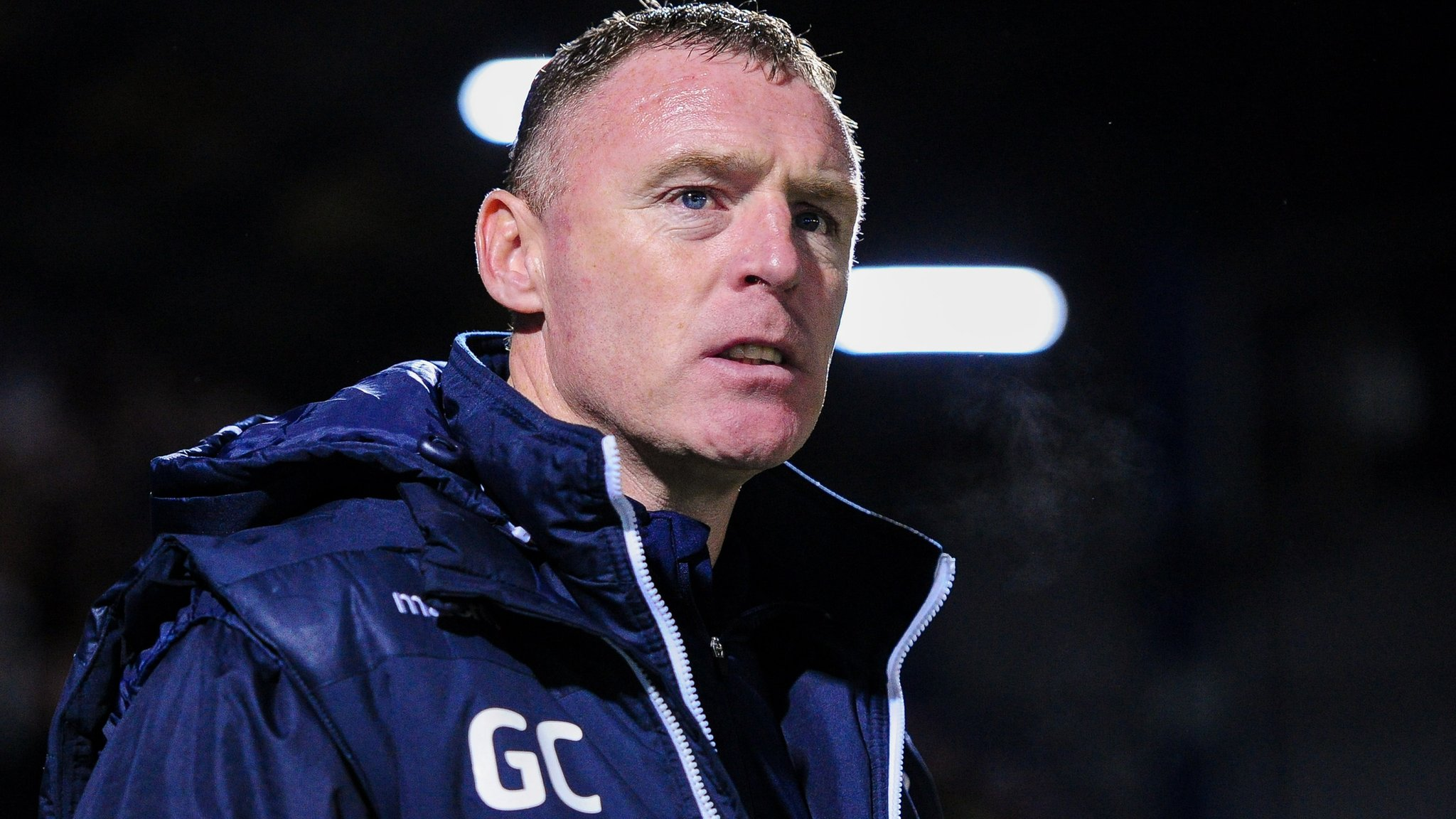 Bristol Rovers: Graham Coughlan anger at Vaughan 'punch' outcome