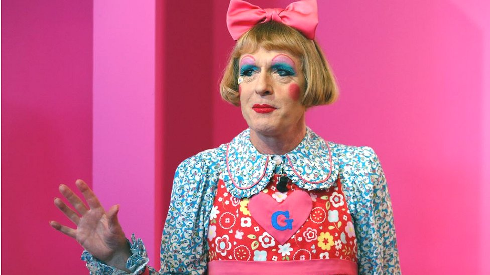Grayson Perry makes Scottish debut at art festival