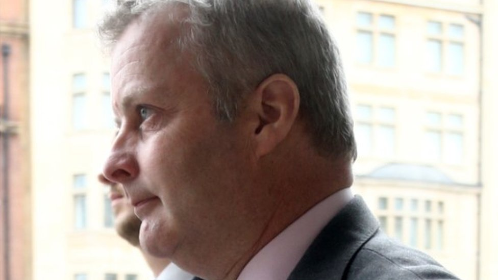 False expenses claim Tory MP Chris Davies fined £1,500