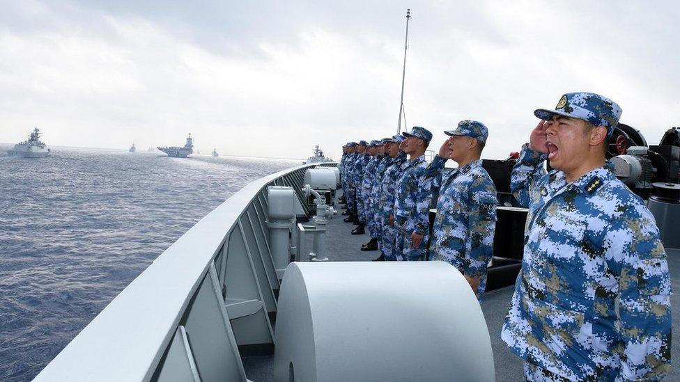 人民解放軍海軍艦隊