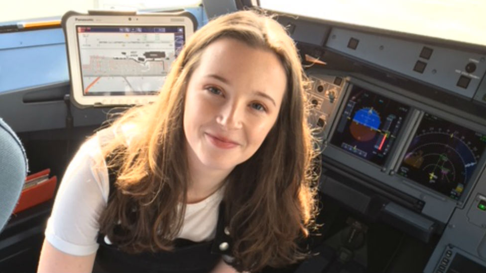 Devon dad writes novels to inspire young pilot daughter
