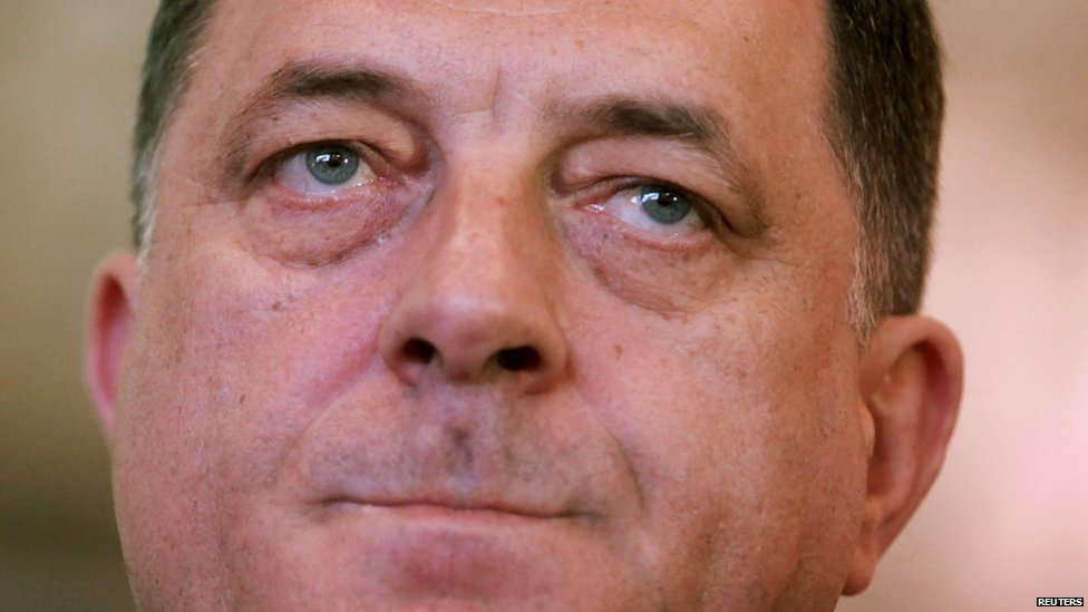 Republika Srpska President Milorad Dodik