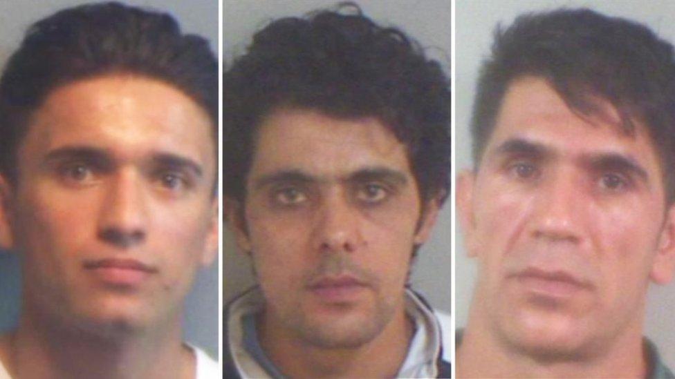 Muslimyar, Hamidy and Rahmani