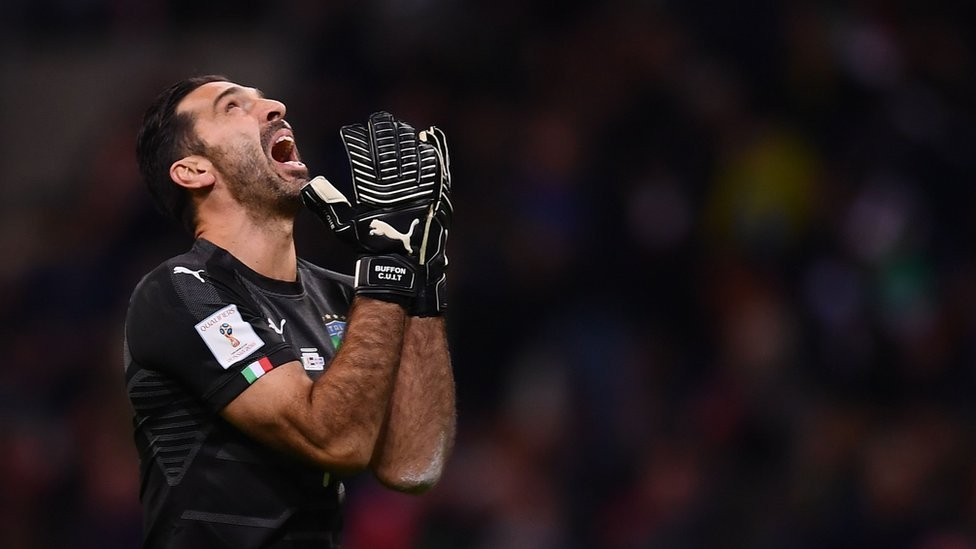 Es la primera vez que Italia no participa en un Mundial desde 1958.