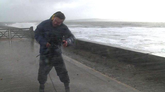 Duncan Kennedy at Barton on Sea