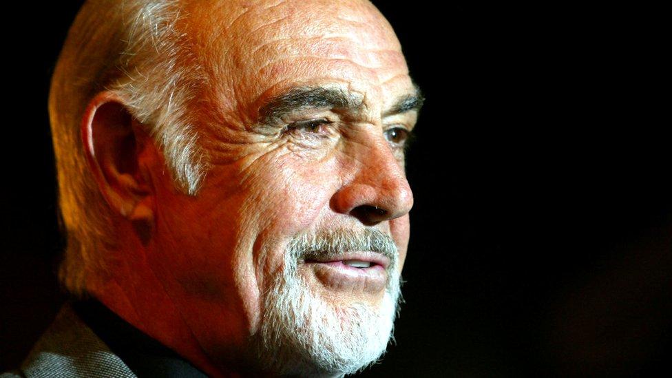 Sean Connery: James Bond actor dies aged 90 - BBC News