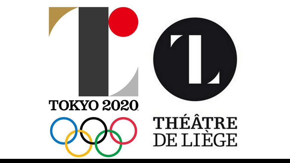 Japan Unveils Tokyo 2020 Olympic Logos Bbc News