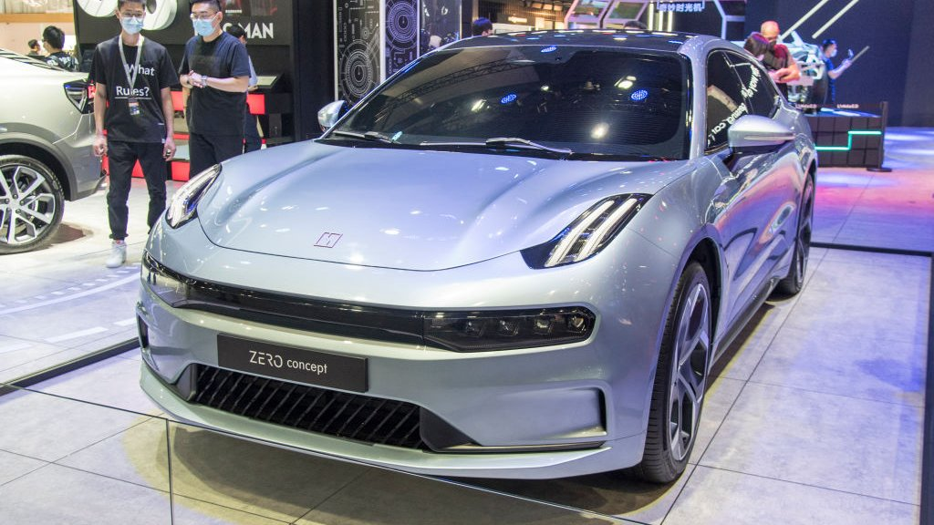 China's biggest car brand to launch rival to Tesla - BBC News