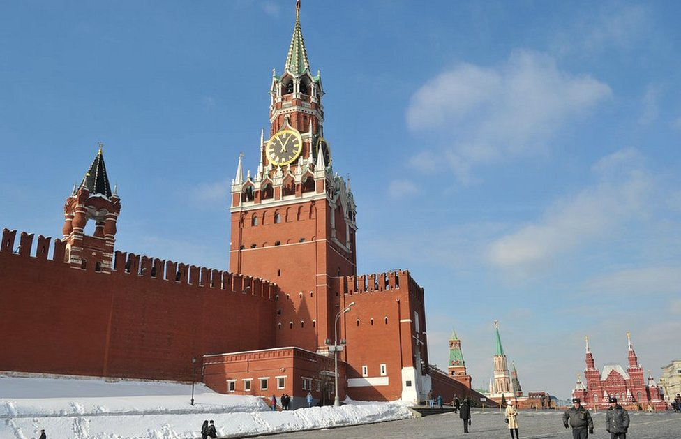 View of Red Square, Moscow - 2012 file pic