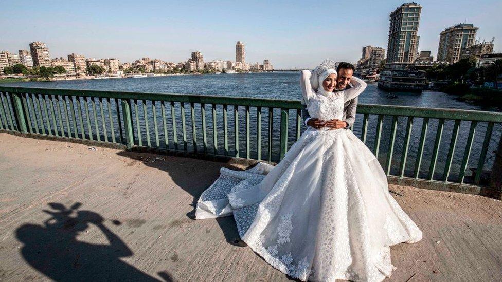 احتفال زواج