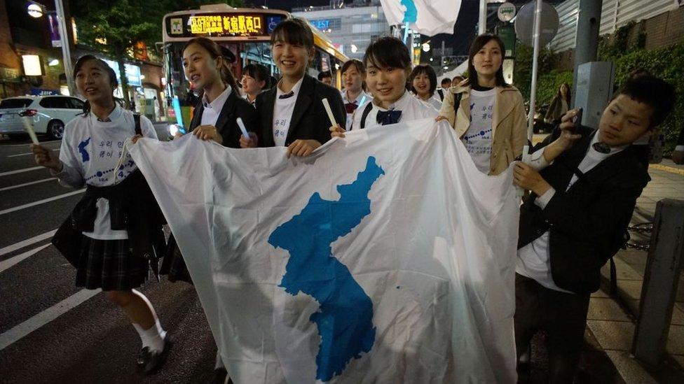 Dukungan unifikasi menurun di Korea.