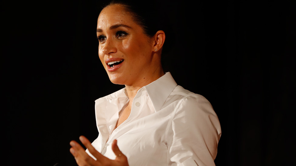 Has Meghan's accent changed since marrying Prince Harry?