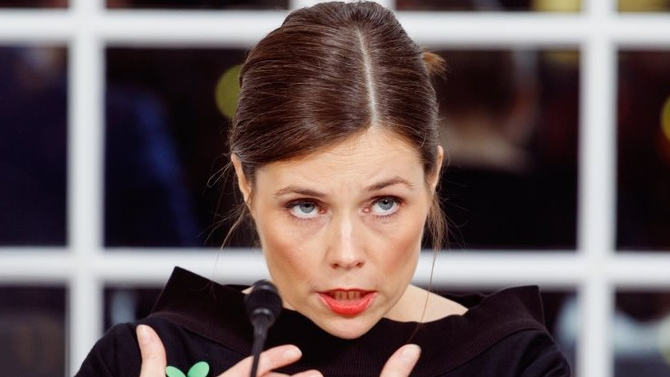 Iceland's Left-Green leader Jakobsdóttir becomes new PM