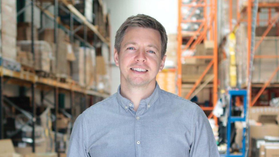 Nick Coleman, CEO Snaffling Pig