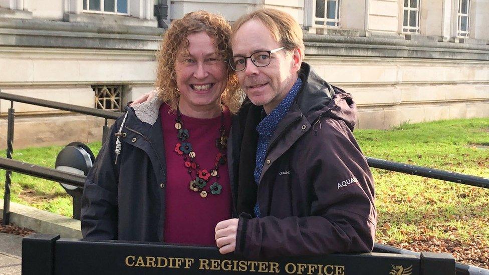 Dorne Edwards and David Newland