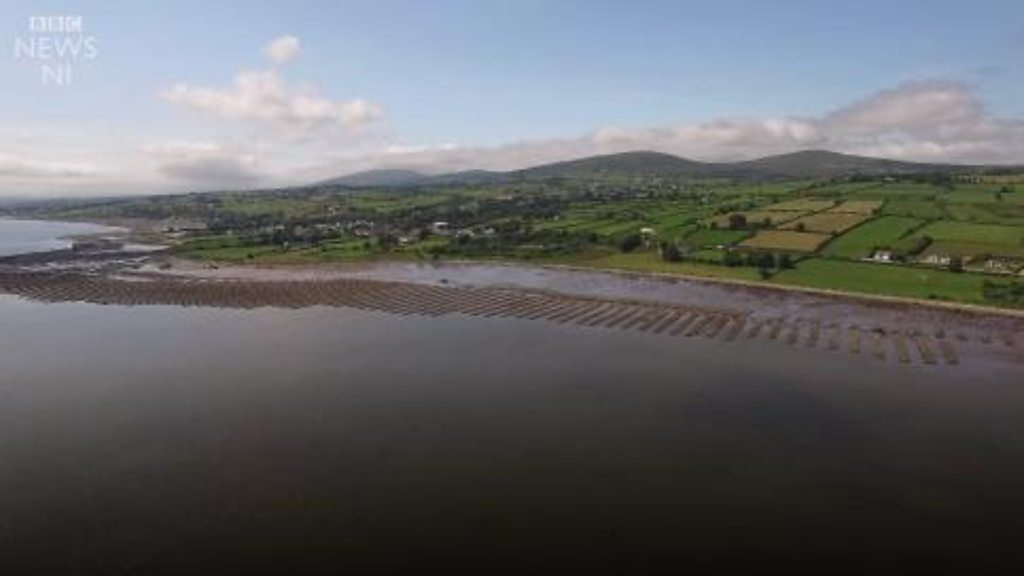 The ongoing dispute over Lough Foyle