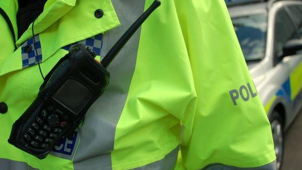 Emergency services called to crash in Glen Affric