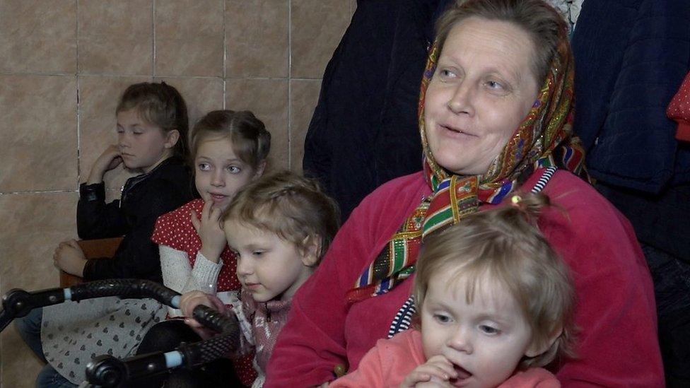 У Рівному жінка народила 16 дитину - BBC News Україна